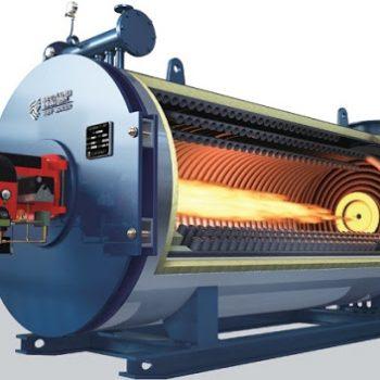 صنعت بخار اسپادانا - دیگ روغن داغ - دیگ بخار - بویلر بخار - بویلر روغن داغ