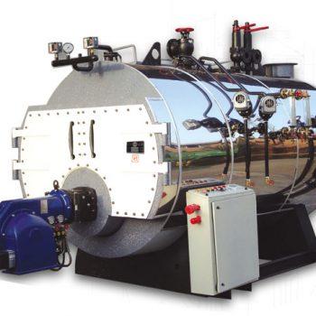 صنعت بخار اسپادانا - دیگ آبگرم فولادی - بویلر بخار1